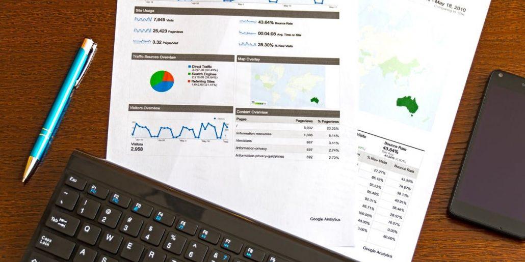 Vremenski period u Google analitici