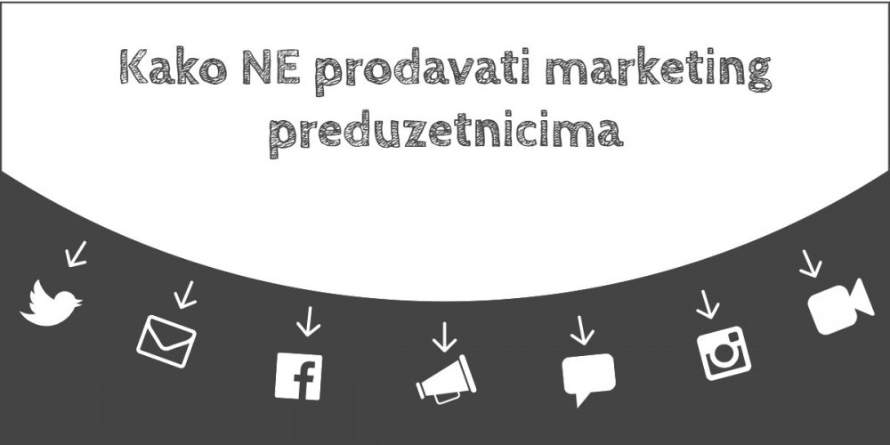 prodati preduzetincima marketing