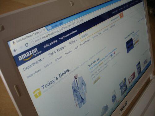 Amazon prodavnica